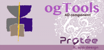 ogTools for 4D